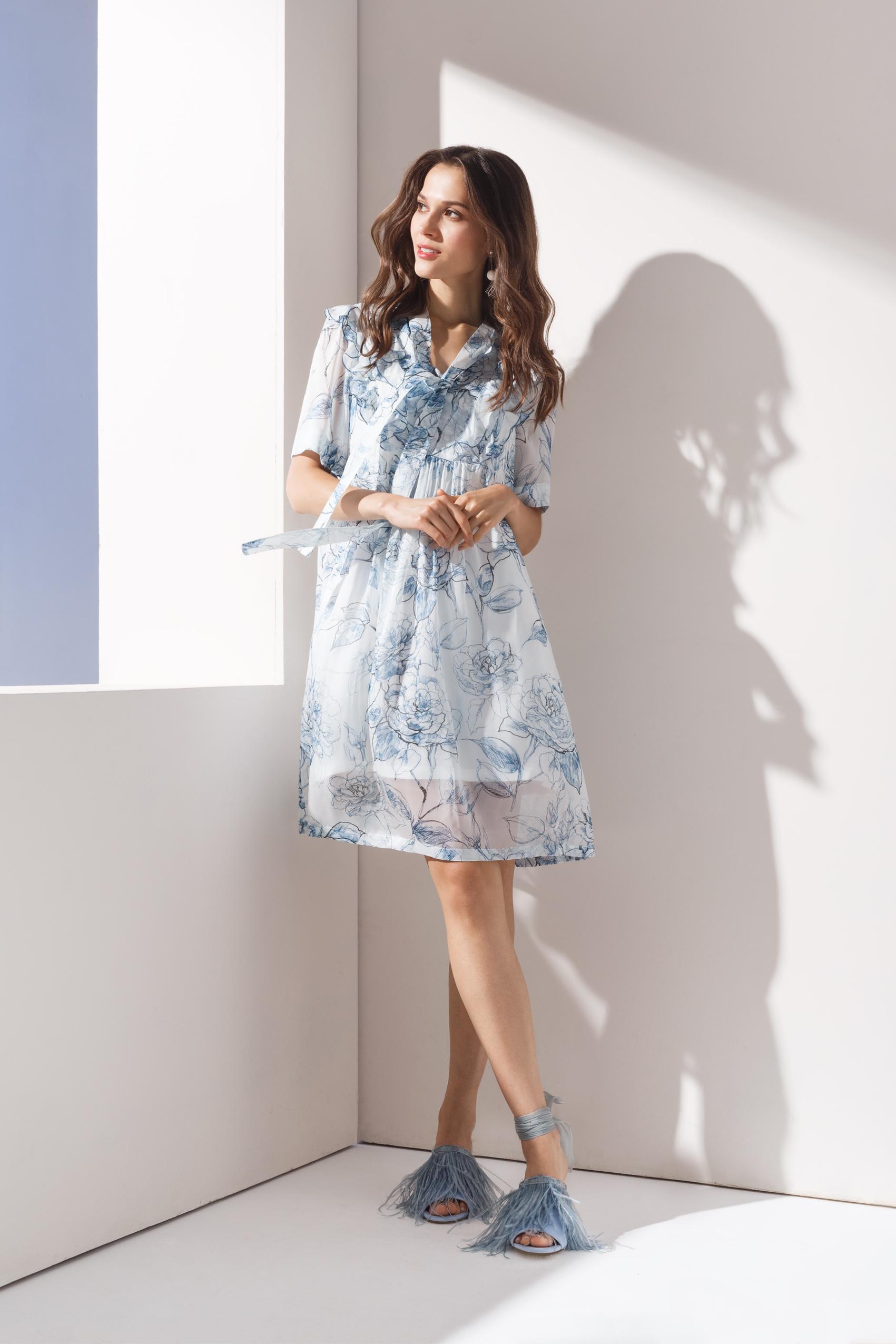 d85947a818a Платье на лето Летнее платье в СПБ ...